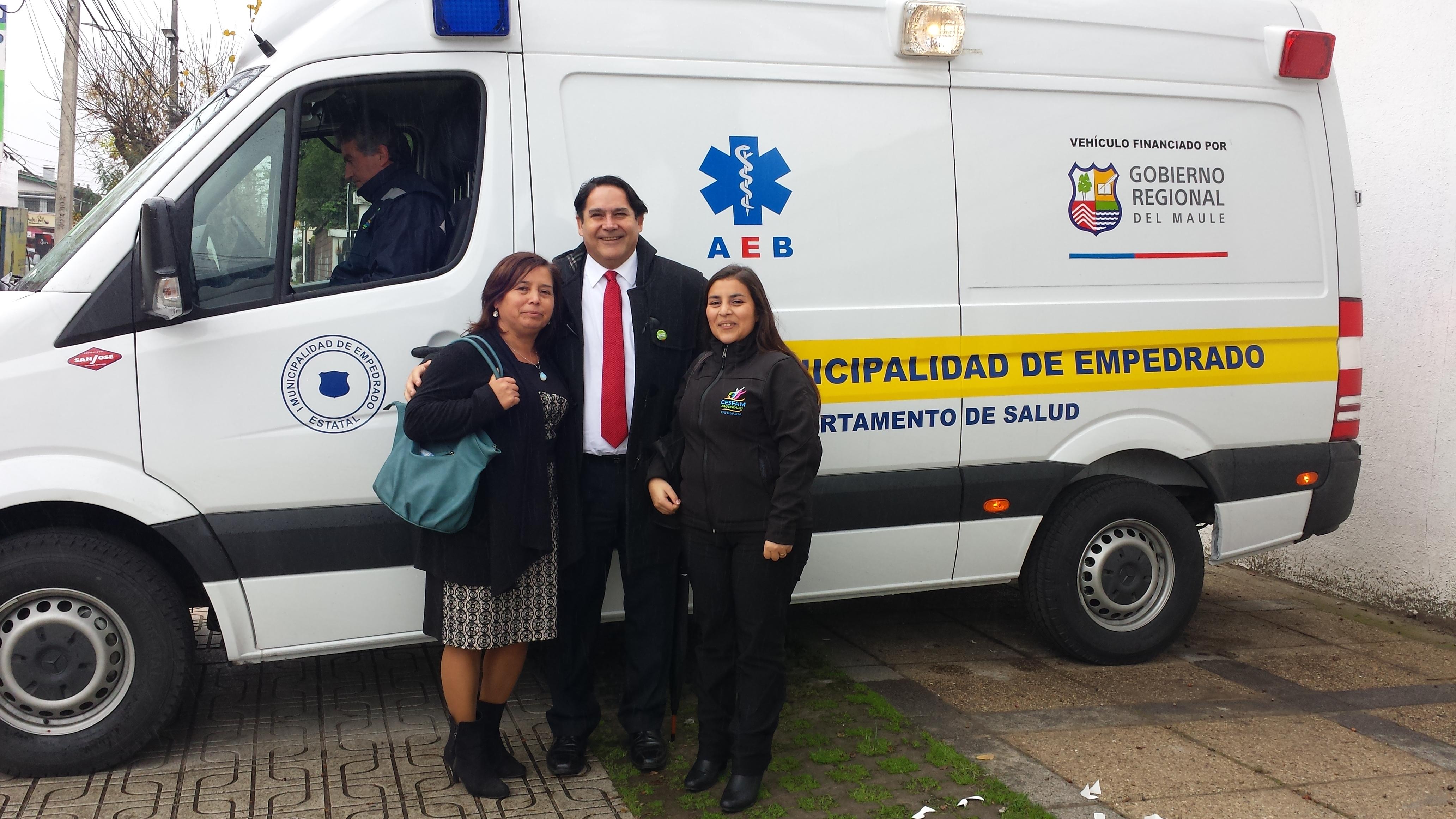 Gobierno Regional entregó vehículos por más de 325 millones de pesos a municipios de la región