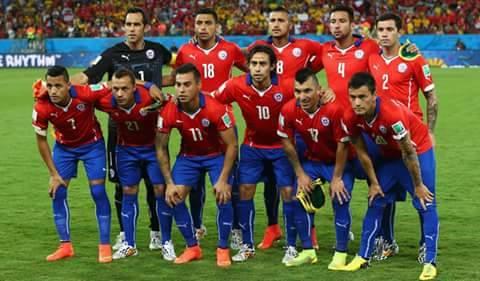 Chile va en busca del título en casa