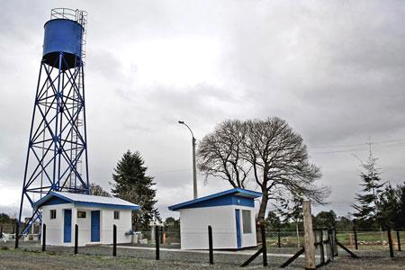 MOP implementa plan piloto para mejorar sistemas de Agua Potable Rural