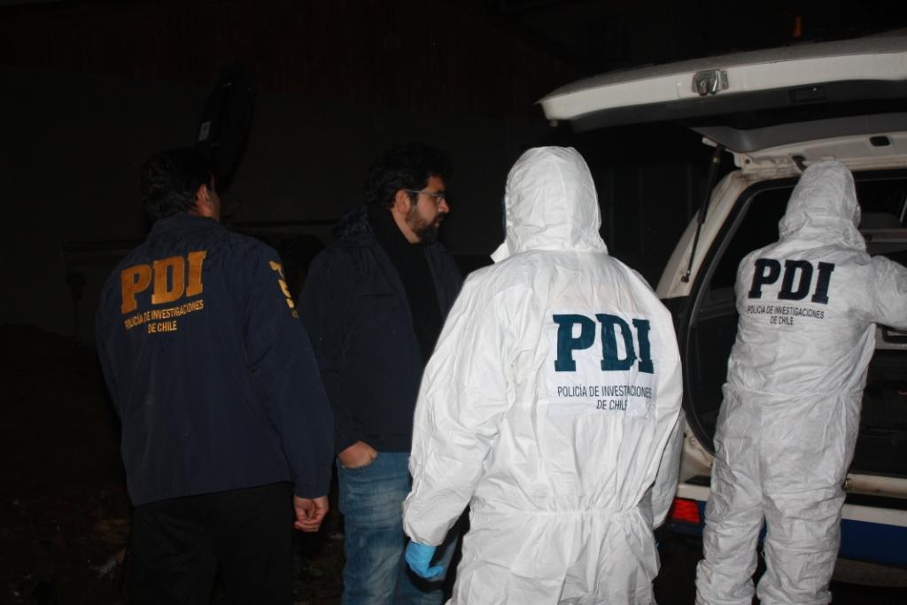 Disputas familiares terminaron con homicidio de dos hermanos en Cauquenes