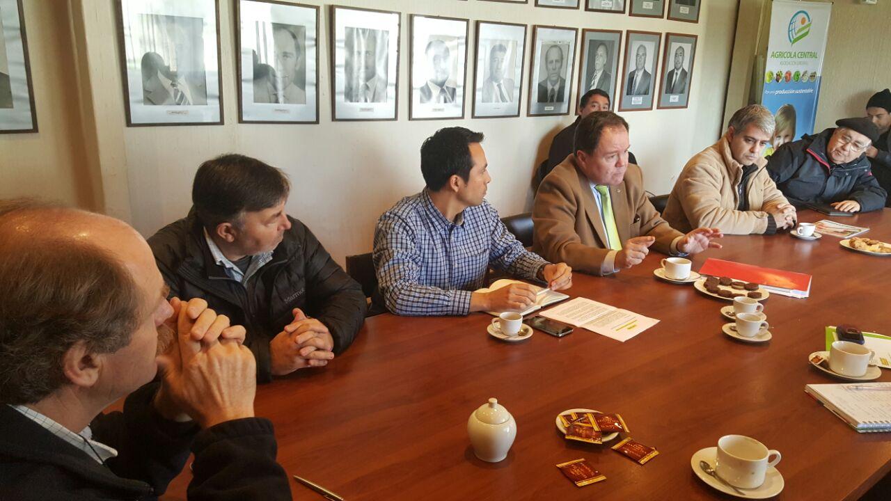 Región del Maule crece en expectativas de negocios con China
