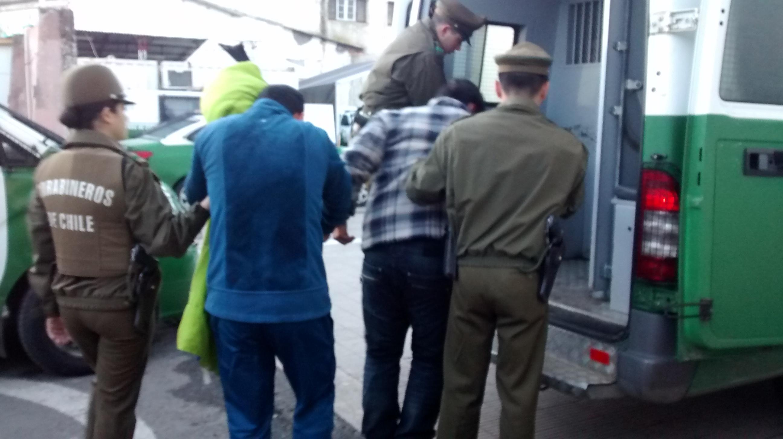 Capturan a reos fugados desde cárcel de Linares