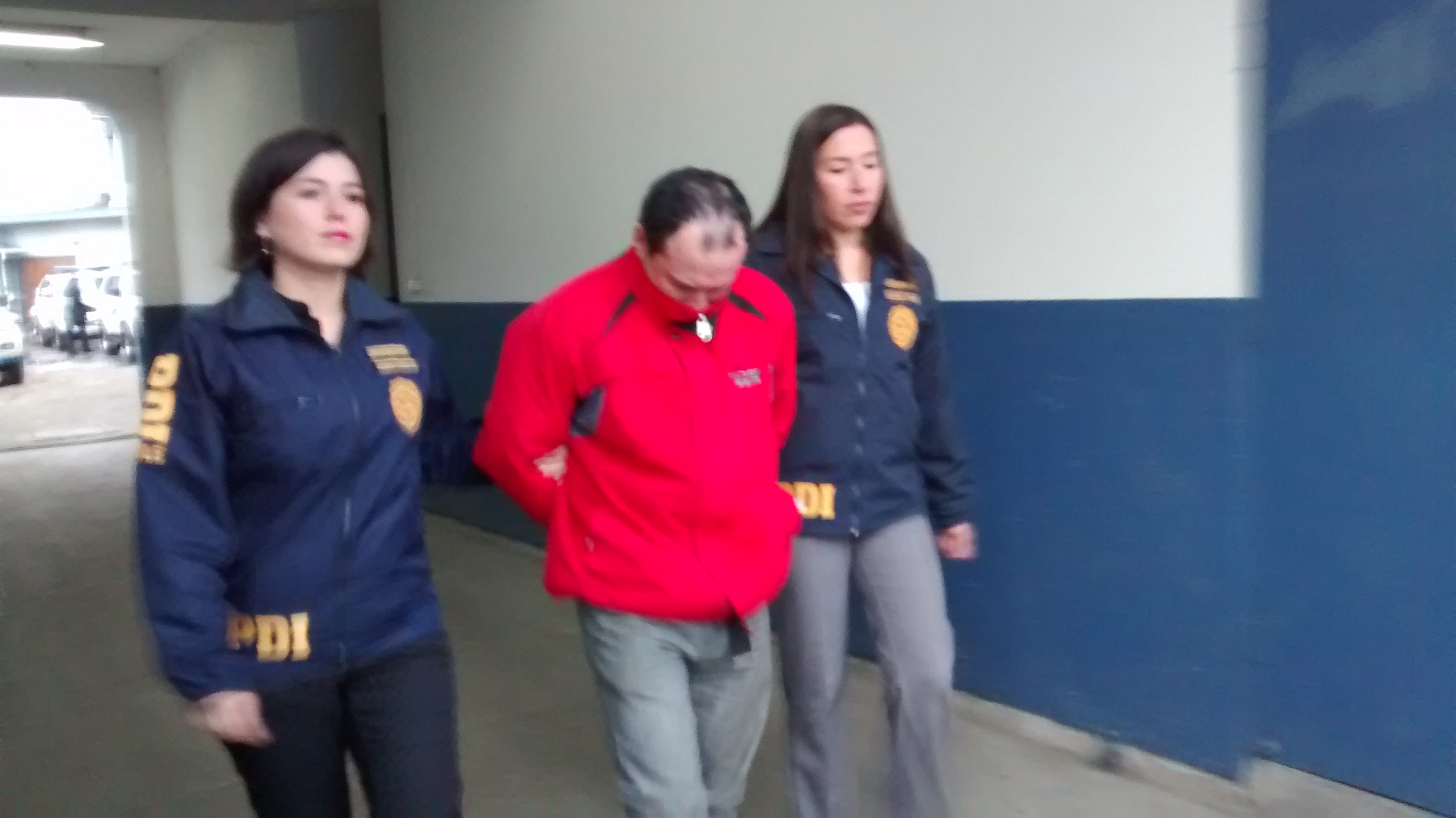 A la cárcel sujeto que violó y embarazó a hijastra en Talca