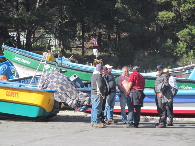 El condepp desglosa promesas incumplidas con el sector pesquero