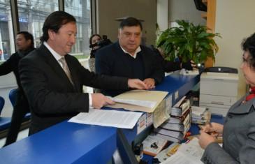 Juan Carlos Díaz Solicita información de procedimiento en su contra y espera agilidad en el proceso