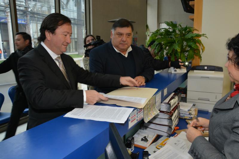 Administrador municipal solicita cambio de fiscal y sumario administrativo por filtración de documentos