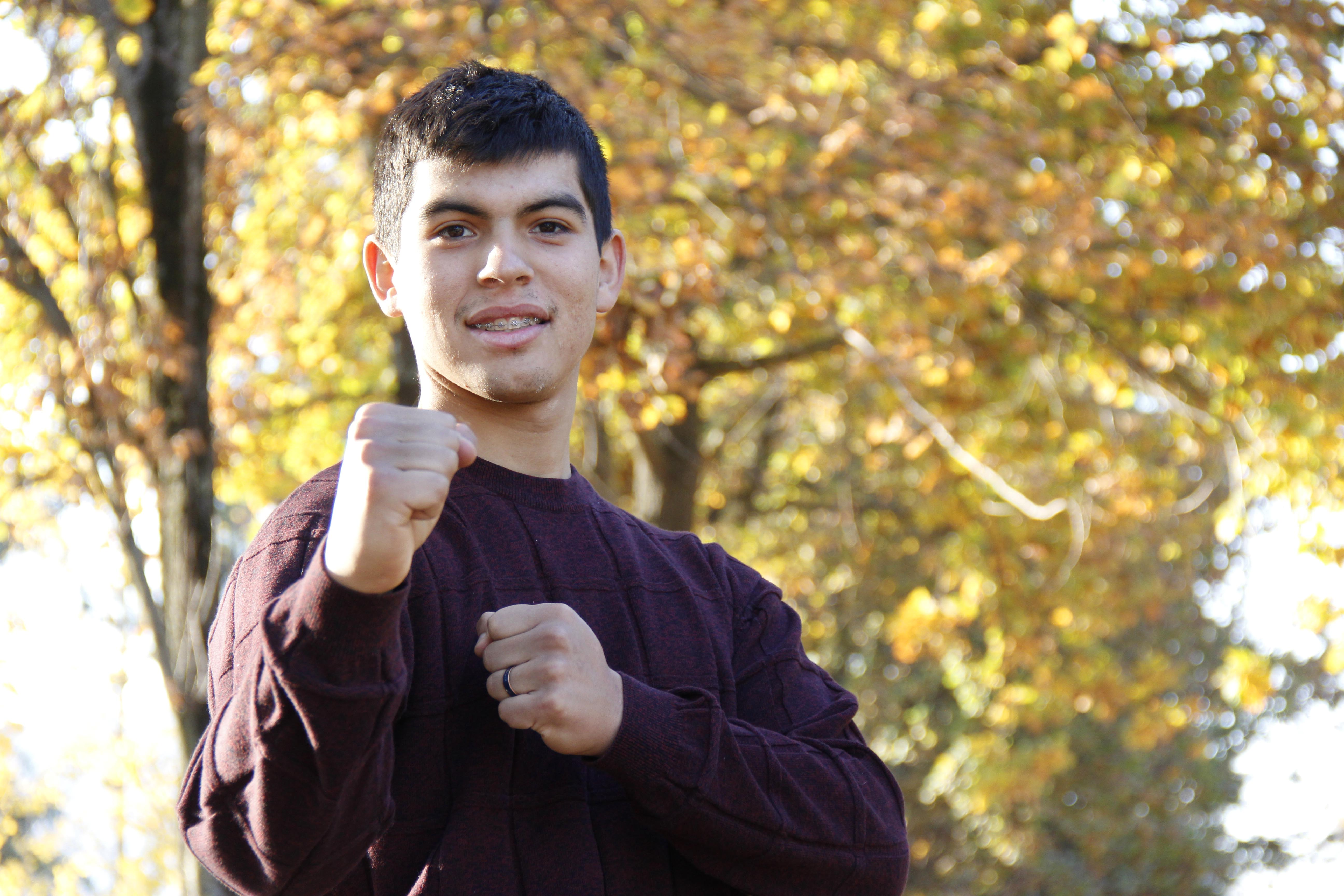 Joven maulino viaja a Campeonato Mundial de Taekwondo en Corea del Sur