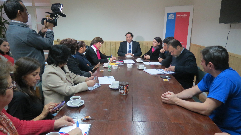 Red Provincial de Trabajo con personas en situación de discapacidad se constituirá jurídicamente
