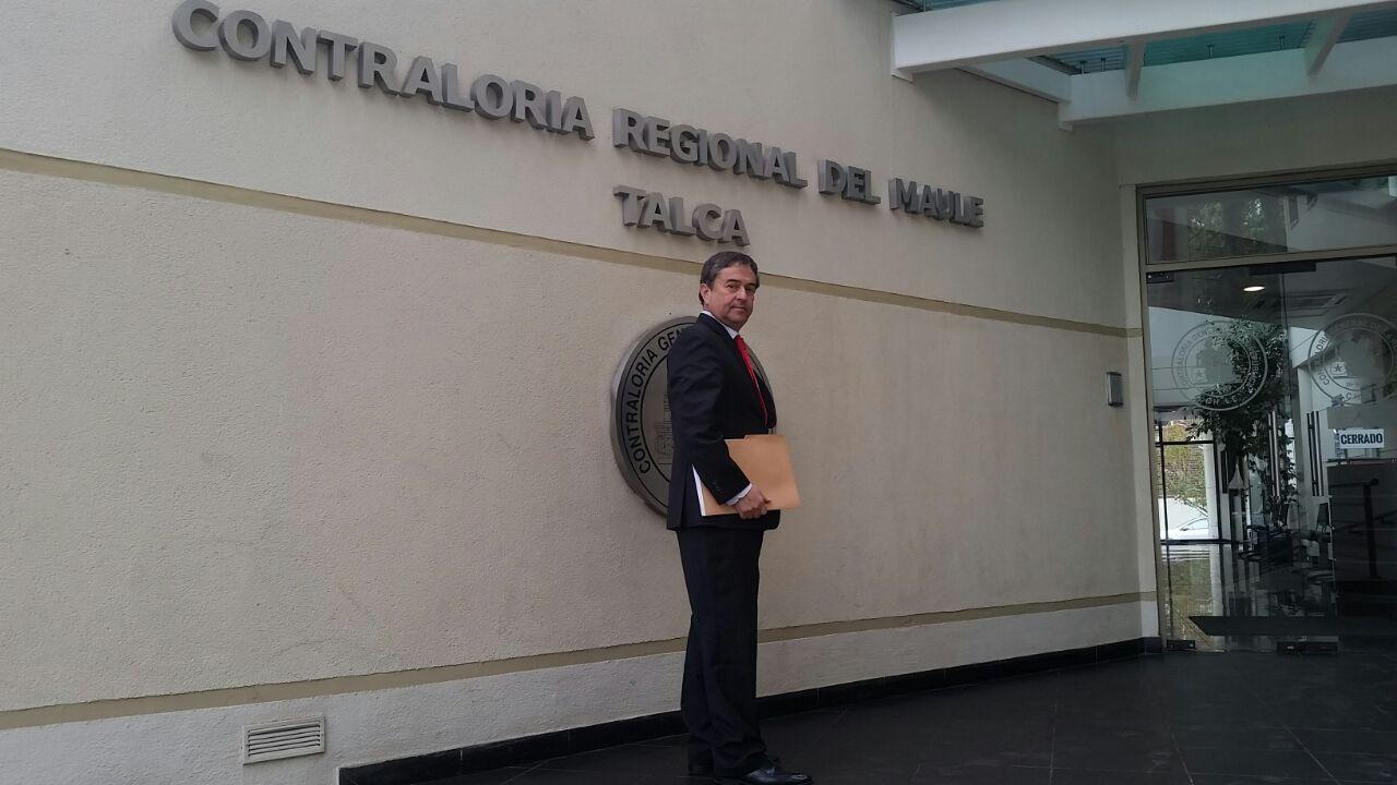 Senador Coloma califica de absurdo dictamen de la Contraloría