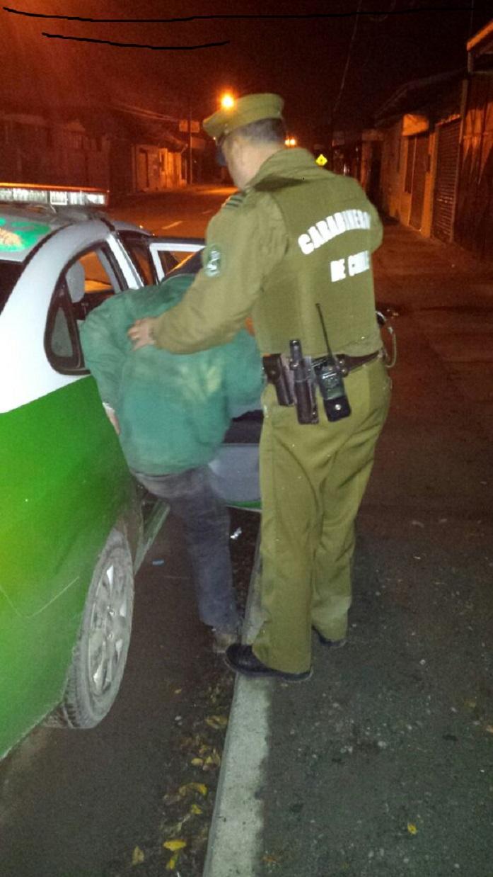 Carabineros del Maule han trasladado a 19 personas en situación de calle a lugares habilitados