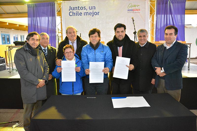 """Programa """"Quiero Mi Barrio""""comenzará en sector Brilla El Sol de Talca"""