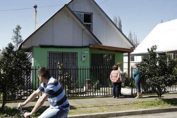 Realizan mejoramientos de viviendas en cuatro comunas de la región del Maule