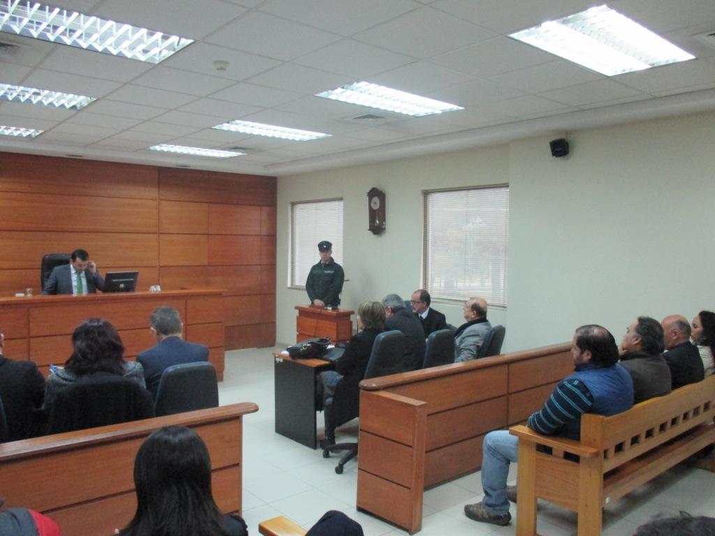 Formalizan a concejales y transportistas de Curicó por fraude