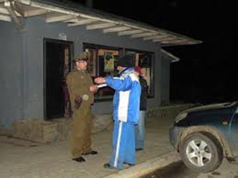 Detienen a bombero implicado en robo a servicentro en Talca