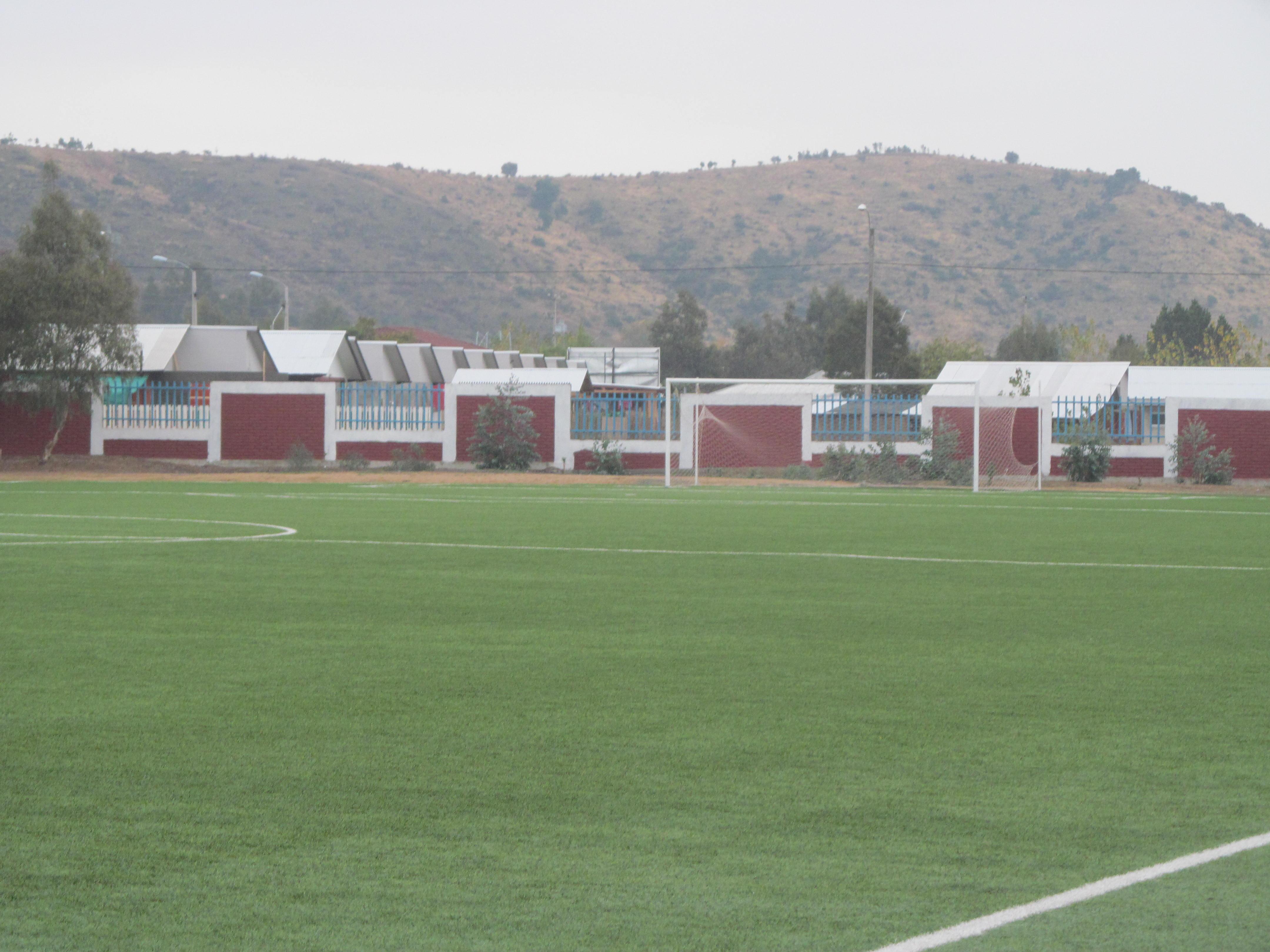 Presentan proyecto de remodelación del estadio de Maule