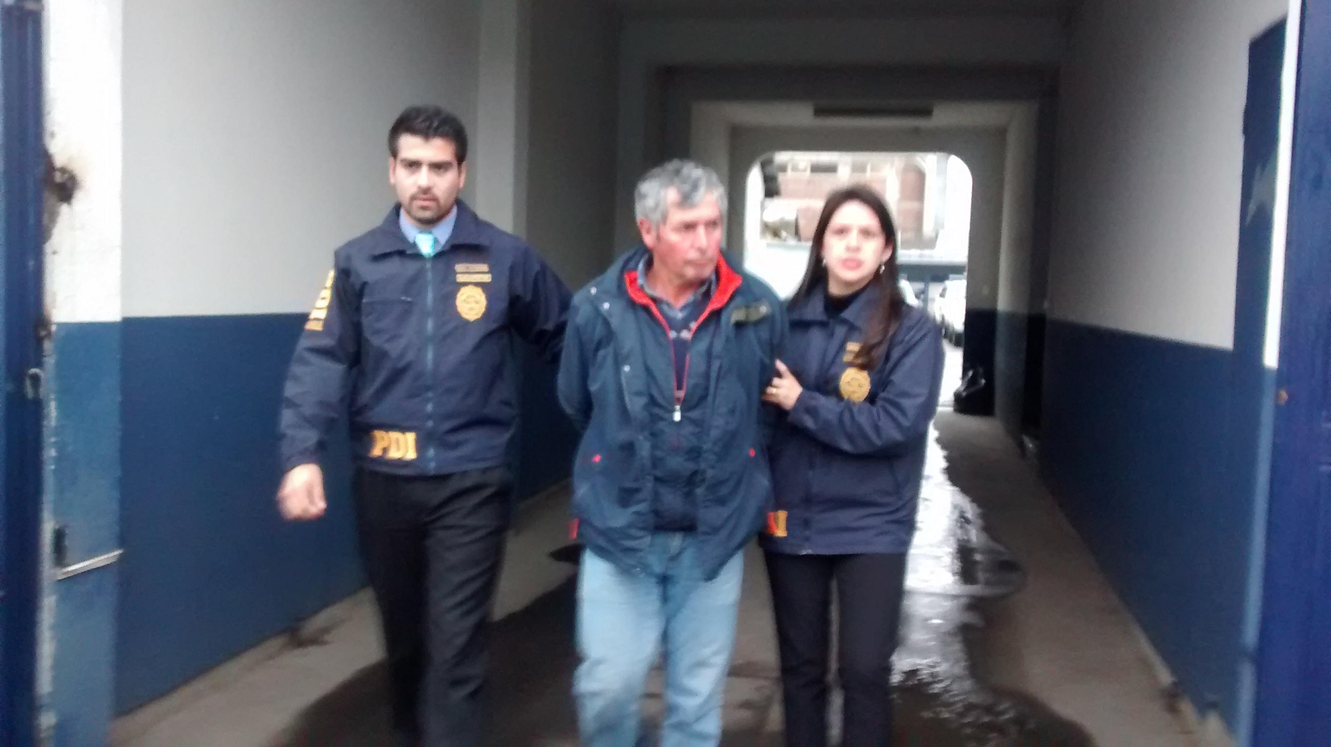 Detenido Abuelo que abusaba sexualmente de su nieta en San Clemente