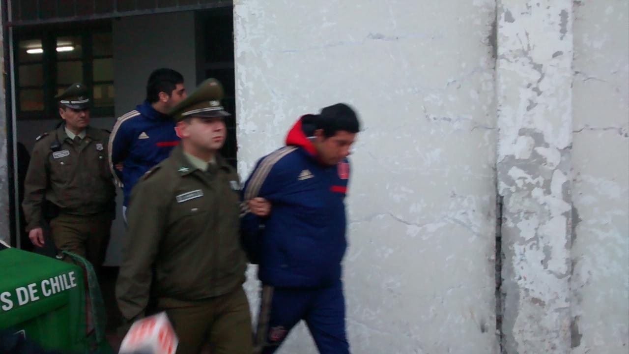 Sólo un hincha quedó en prisión preventiva por incidentes en el Fiscal de Talca