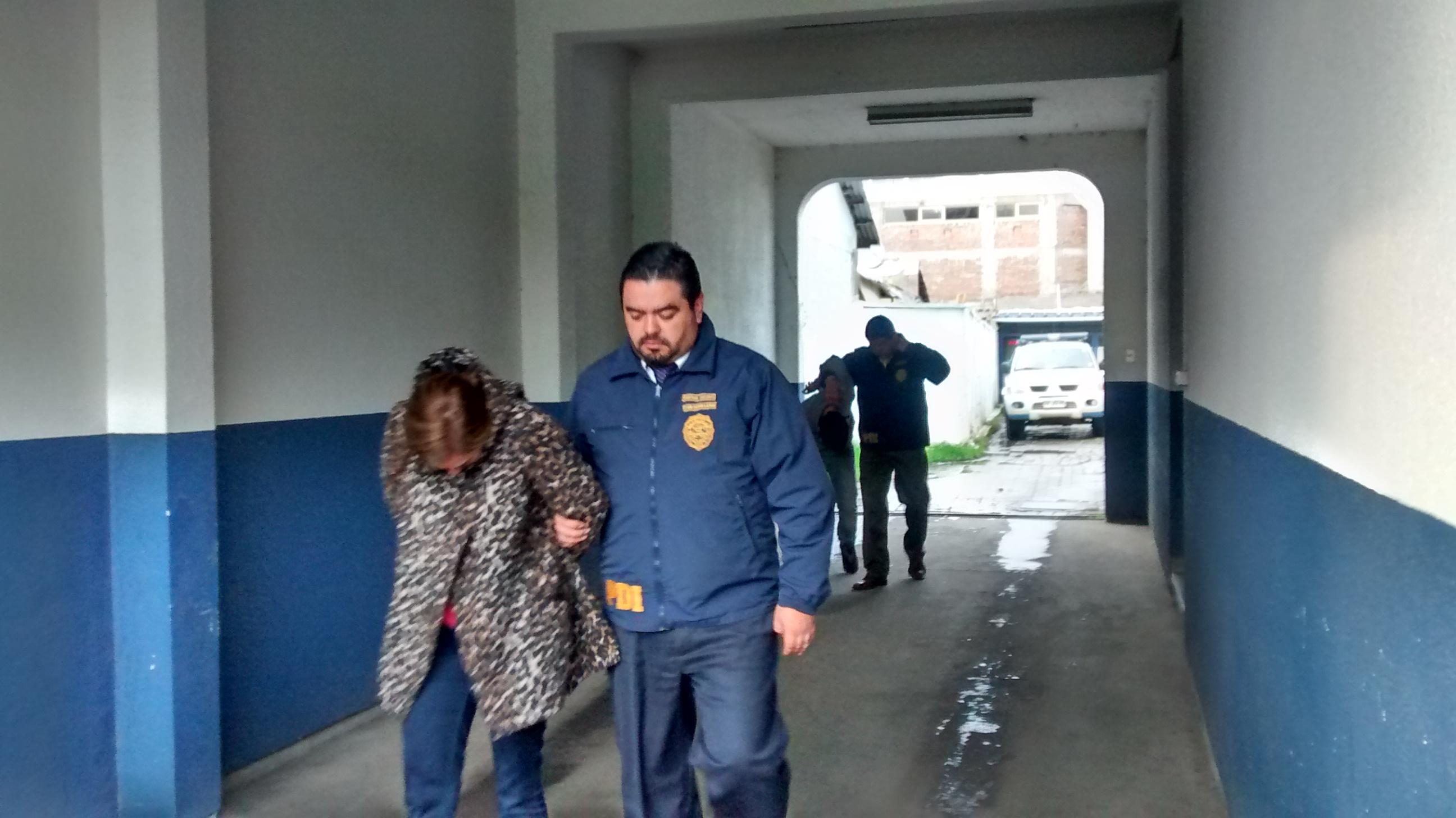 PDI aclara robo a consejero y otros 9 delitos en Talca