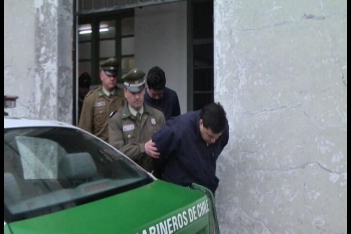 Tres delincuentes detenidos en frustrado robo en Talca