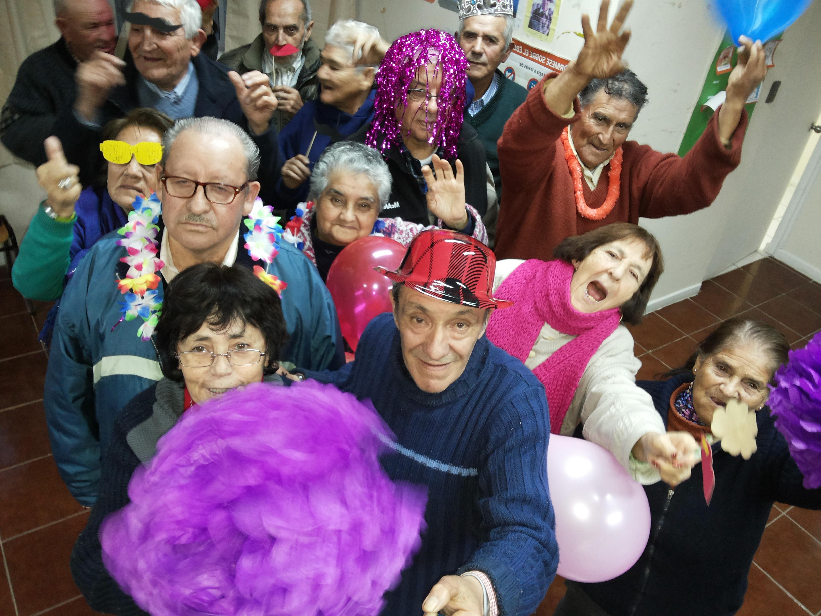 Tercer lugar en concurso de fotografía obtuvo residente del Condominio de Viviendas Tuteladas de Talca