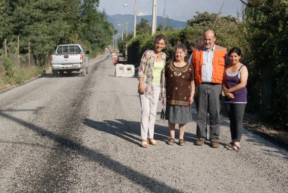 Vecinos de Buena Fe de Molina cuentan con nuevo camino