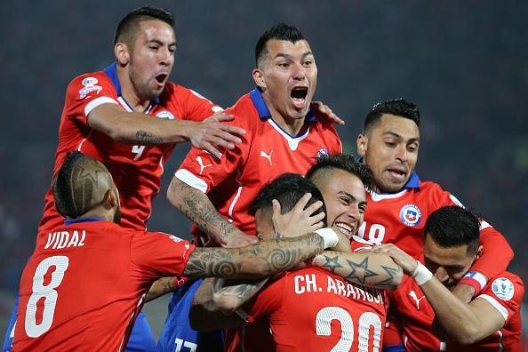 Chile inscribe su nombre en lo más alto de América
