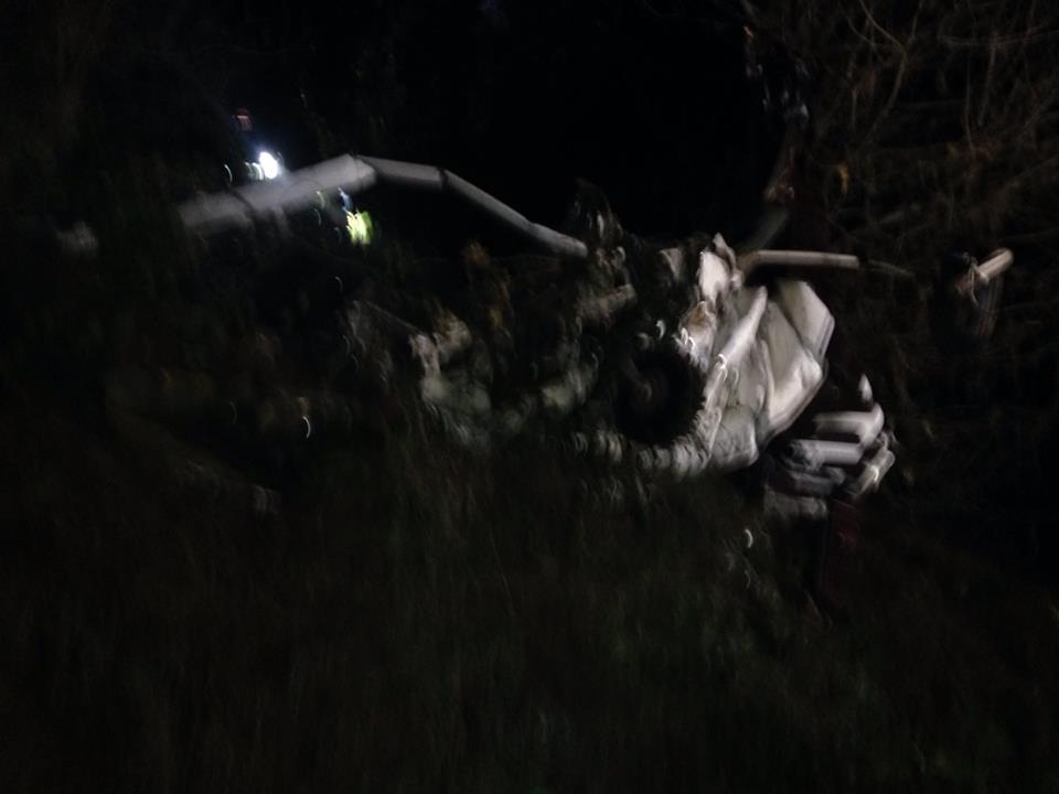 Sin vida encuentran a piloto de avioneta que capotó esta tarde en Pelarco