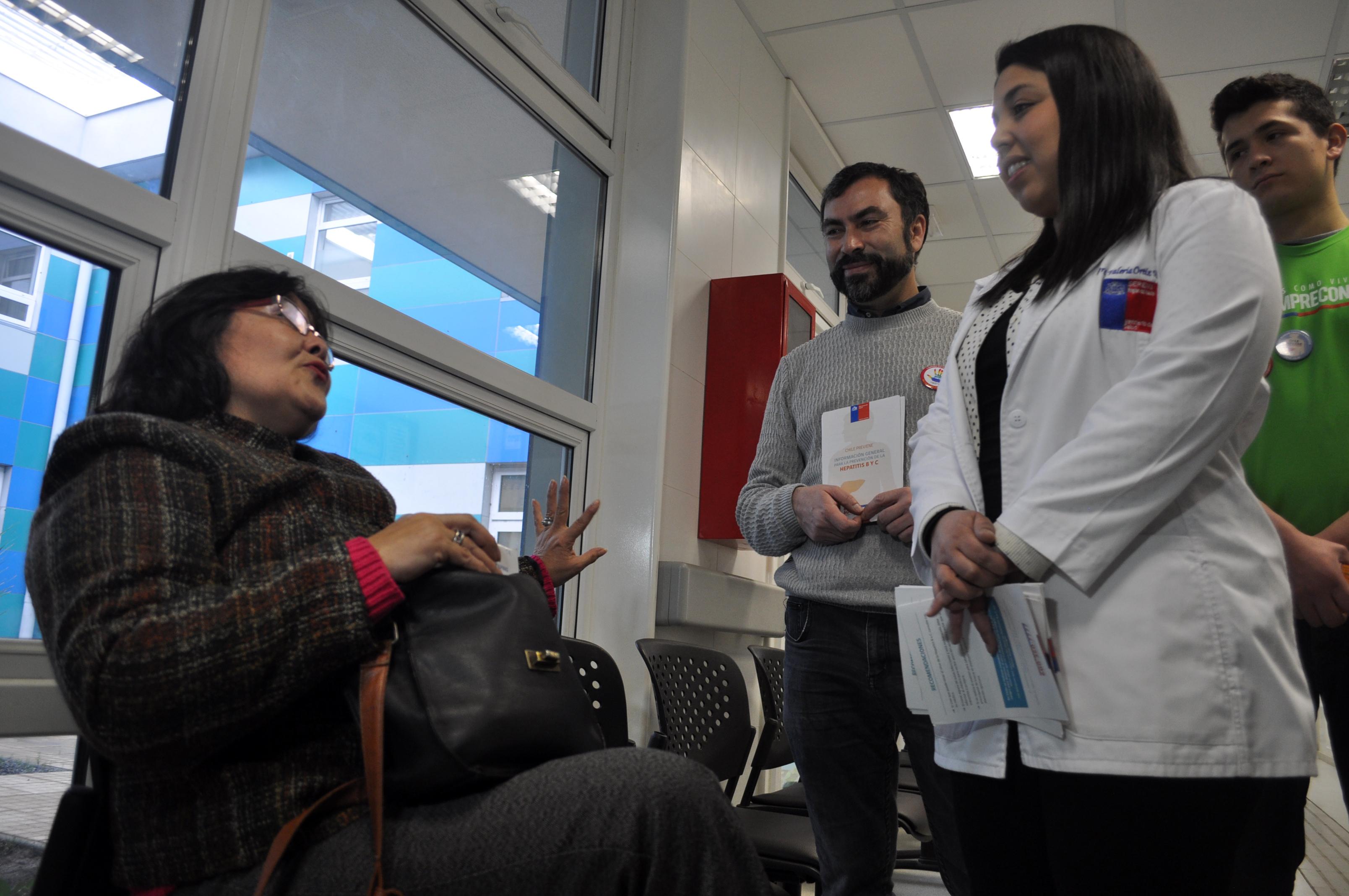 """En el """"Día Mundial contra las Hepatitis"""" hacen llamado a la prevención"""