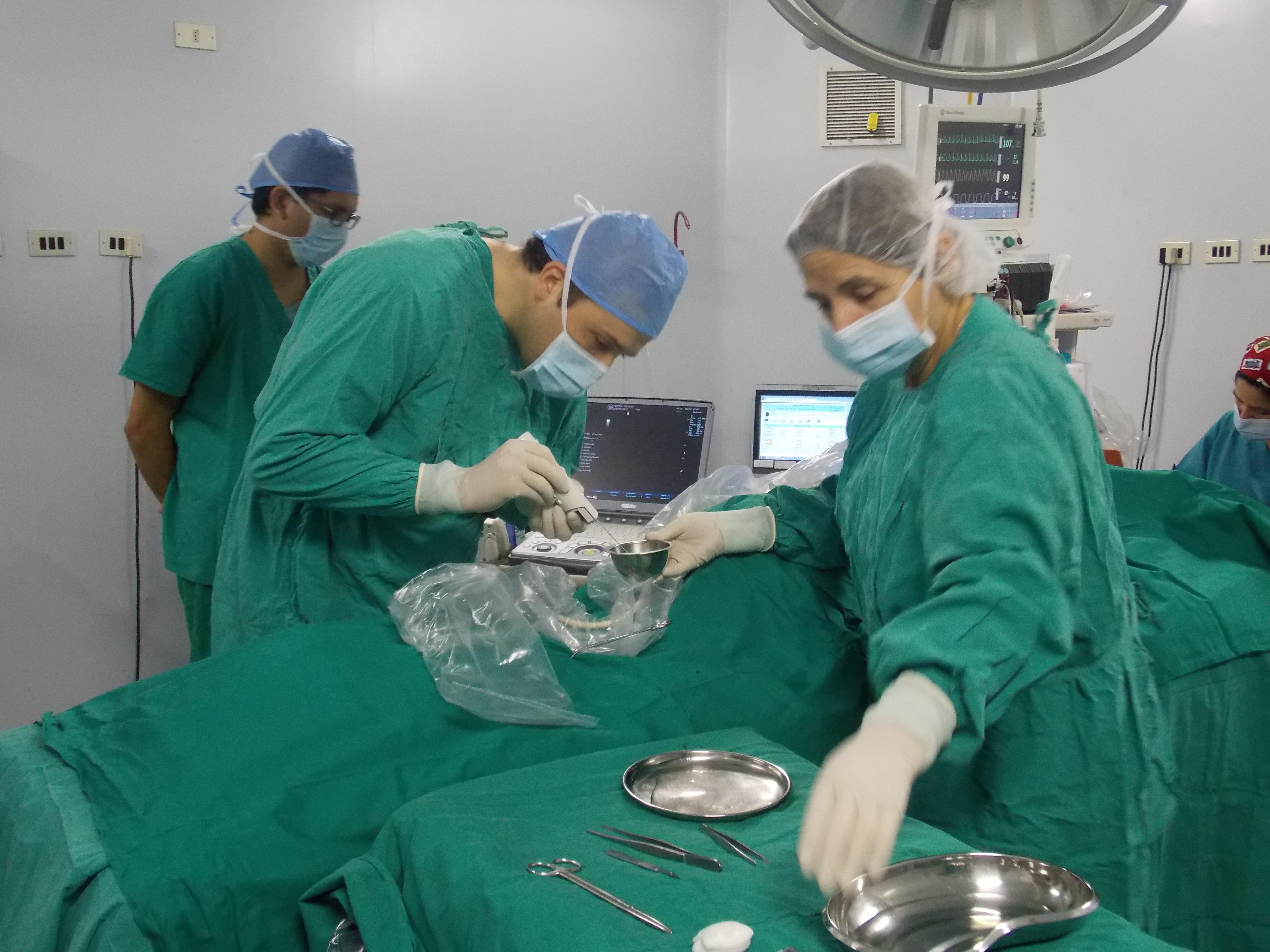 """Hospital de Talca, incluye entre sus prestaciones; la """"Biopsia Renal Pediátrica"""""""