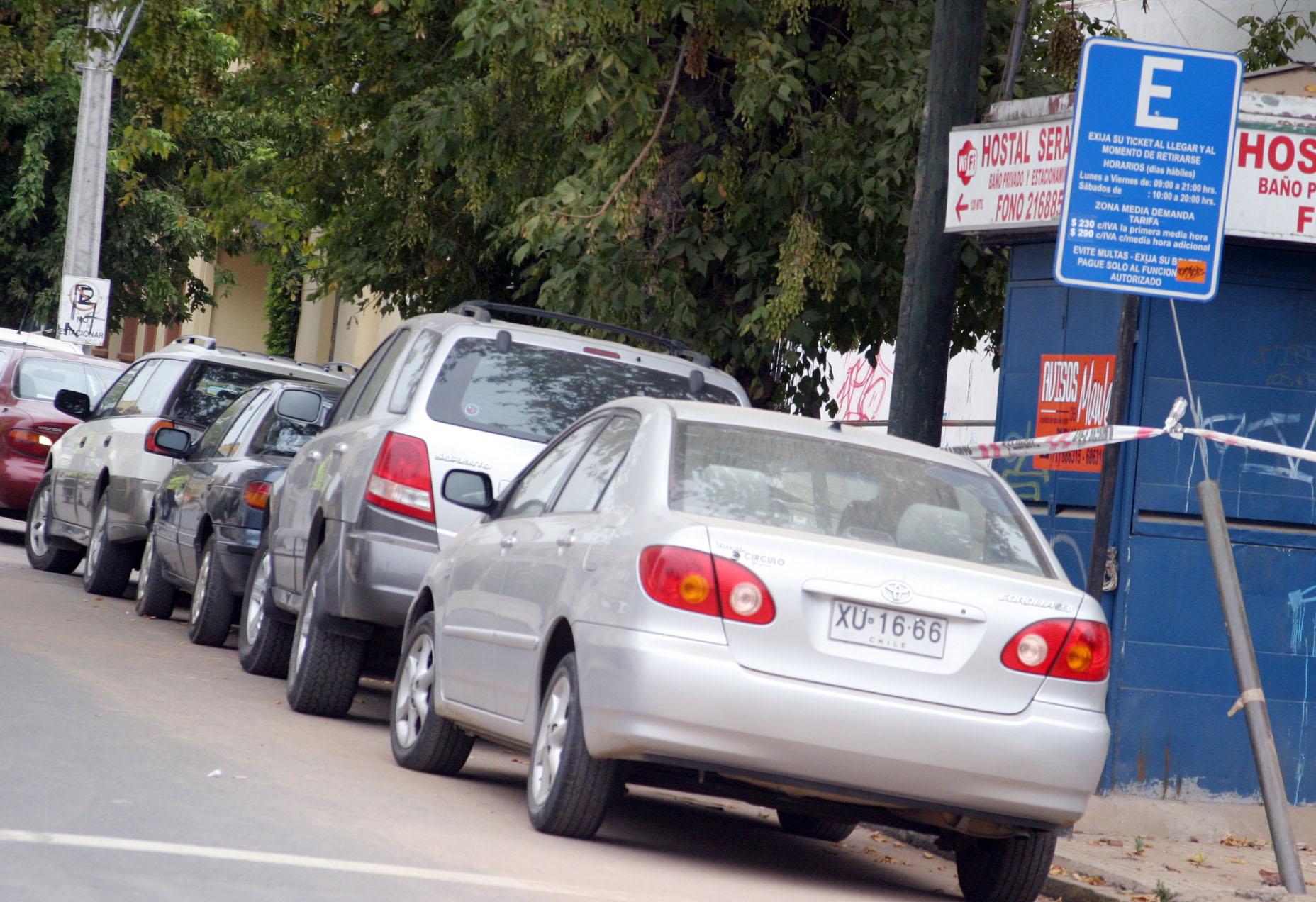 Se vendrán cambios al cobro de estacionamientos en el país