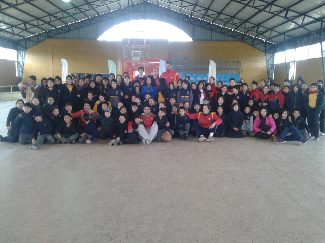 Deportivo Español impregnó de básquetbol la comuna de Maule