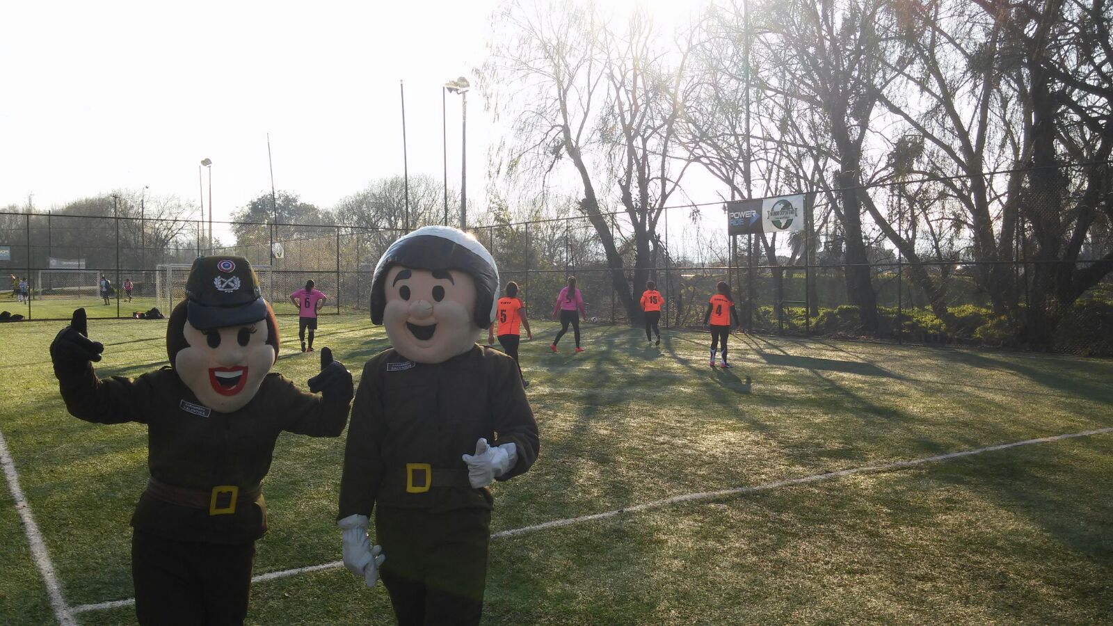 Carabineros organizó campeonato de baby fútbol femenino integrando a jóvenes en situación de calle