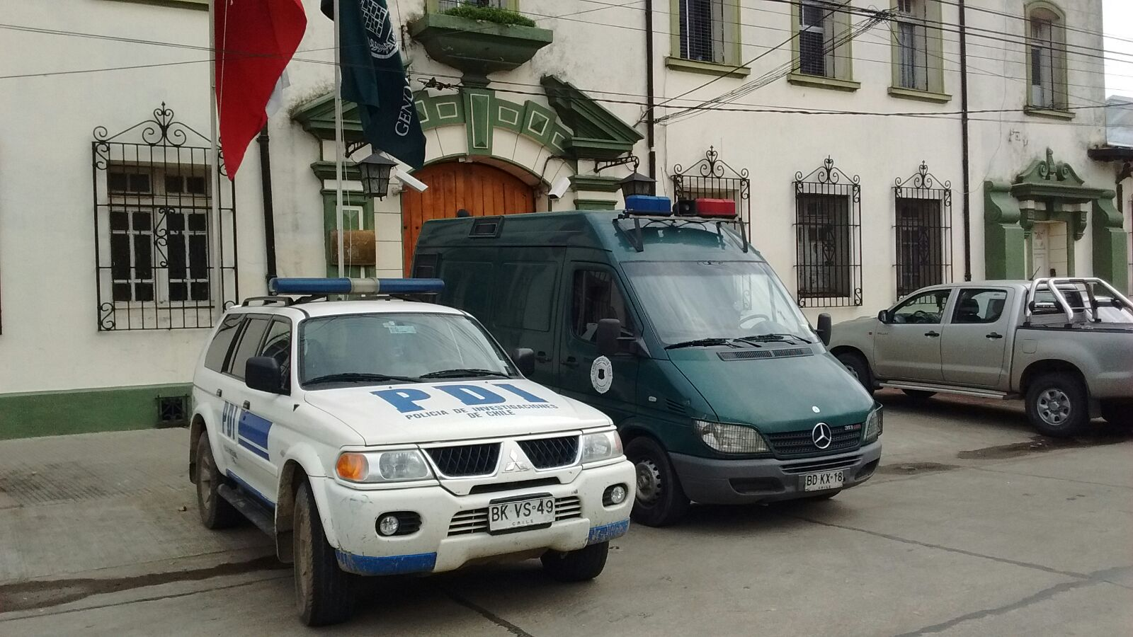 Un muerto y un herido grave dejó violenta riña en cárcel de Linares