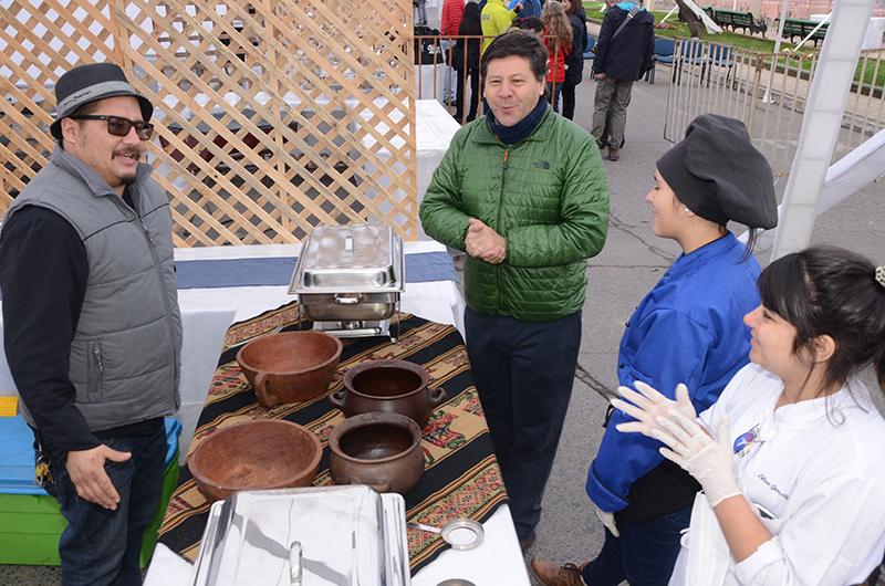 Todo un éxito la Fiesta del Chancho Muerto en Talca