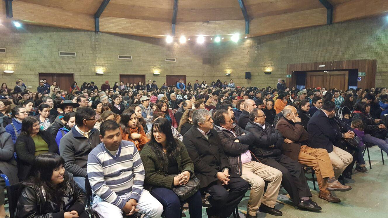 Más de 500 familias recibieron subsidios para la vivienda en la región