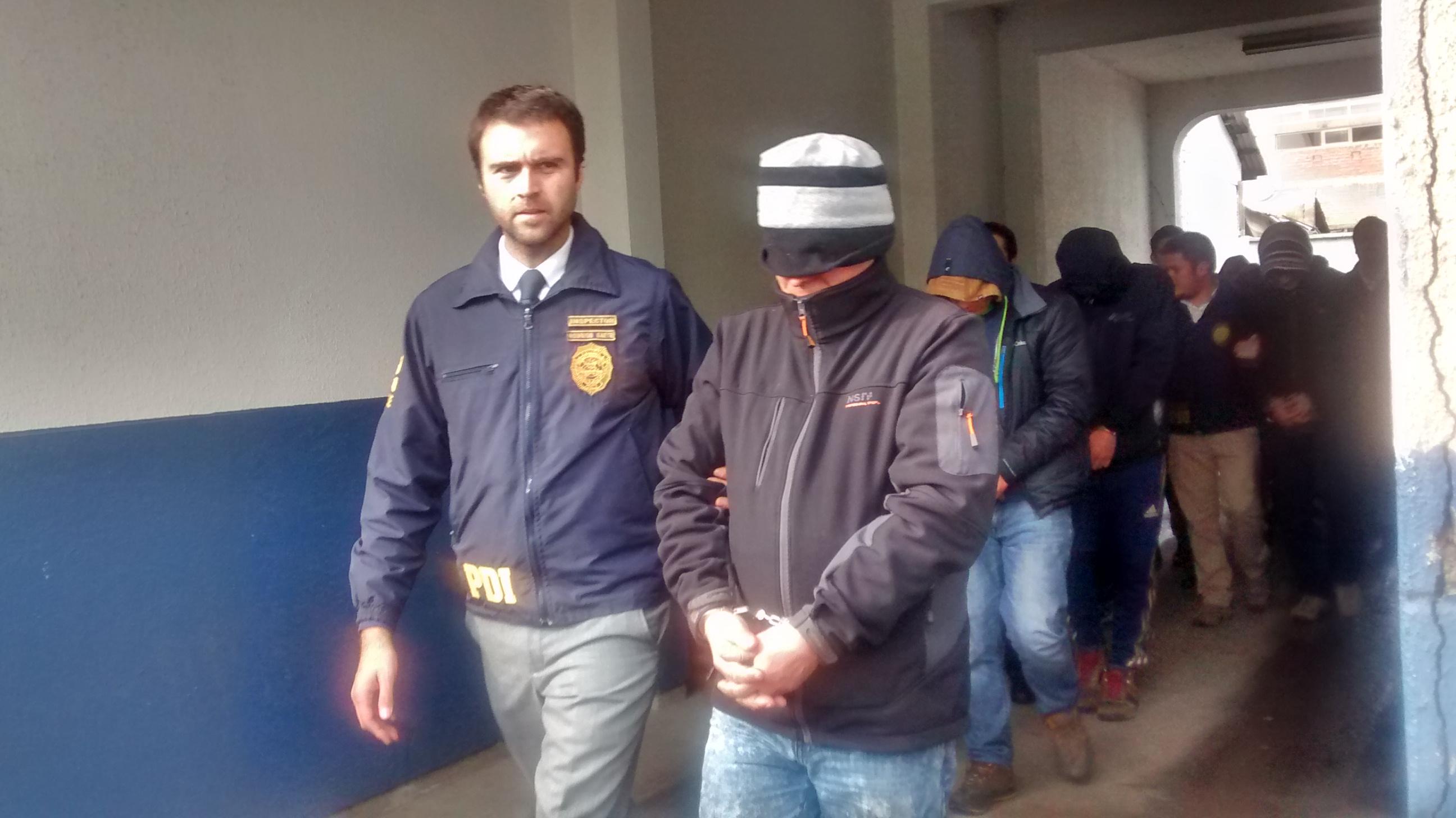 PDI desbarata tráfico de drogas en sector poblacional de Talca