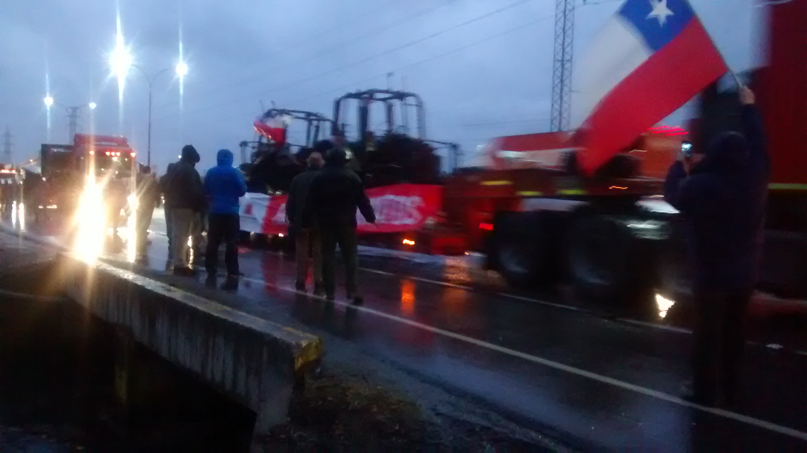 En tres provincias de la región negaron ingreso a camioneros