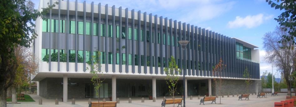Pencahue cuenta con moderno departamento de Transito