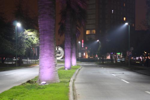 San Clemente será la primera comuna de Chile con alumbrado público inteligente