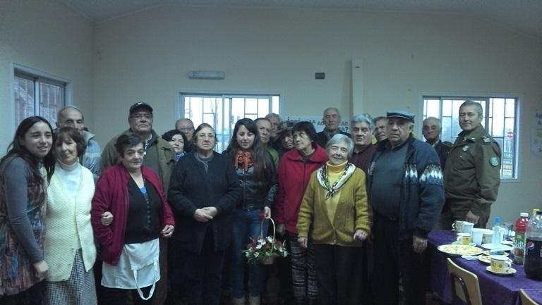 Financian proyectos para mejorar calidad de vida de los adultos mayores en la región