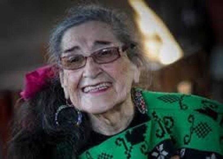 A los 96 años muere la destacada folclorista Margot Loyola