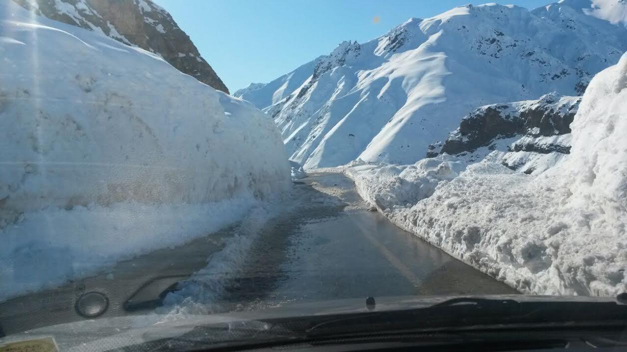 Se autoriza tránsito de la Ruta CH 115 hasta Sector El Campanario