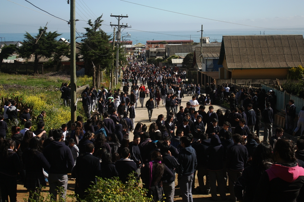 Más de 18 mil personas participaron en Simulacro de Terremoto y Tsunami en la región del Maule