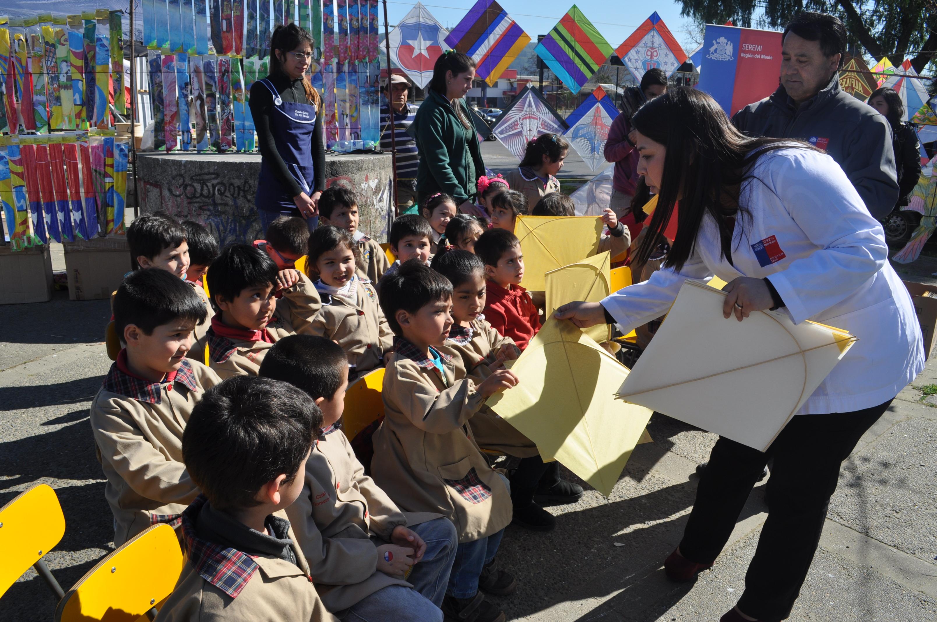 Lanzan campaña para evitar el uso del hilo curado en fiestas patrias
