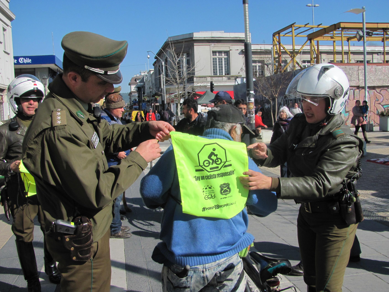 Lanzan importante campaña en Talca