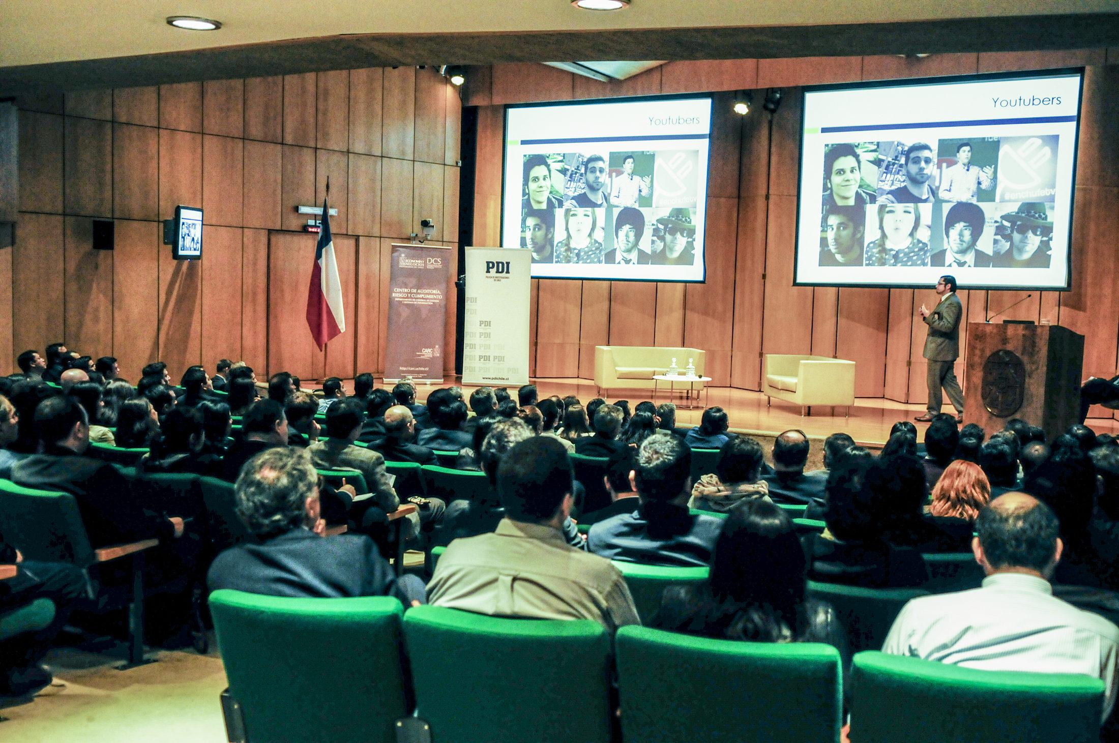 PDI y Universidad de Chile dan a conocer nuevos delitos económicos