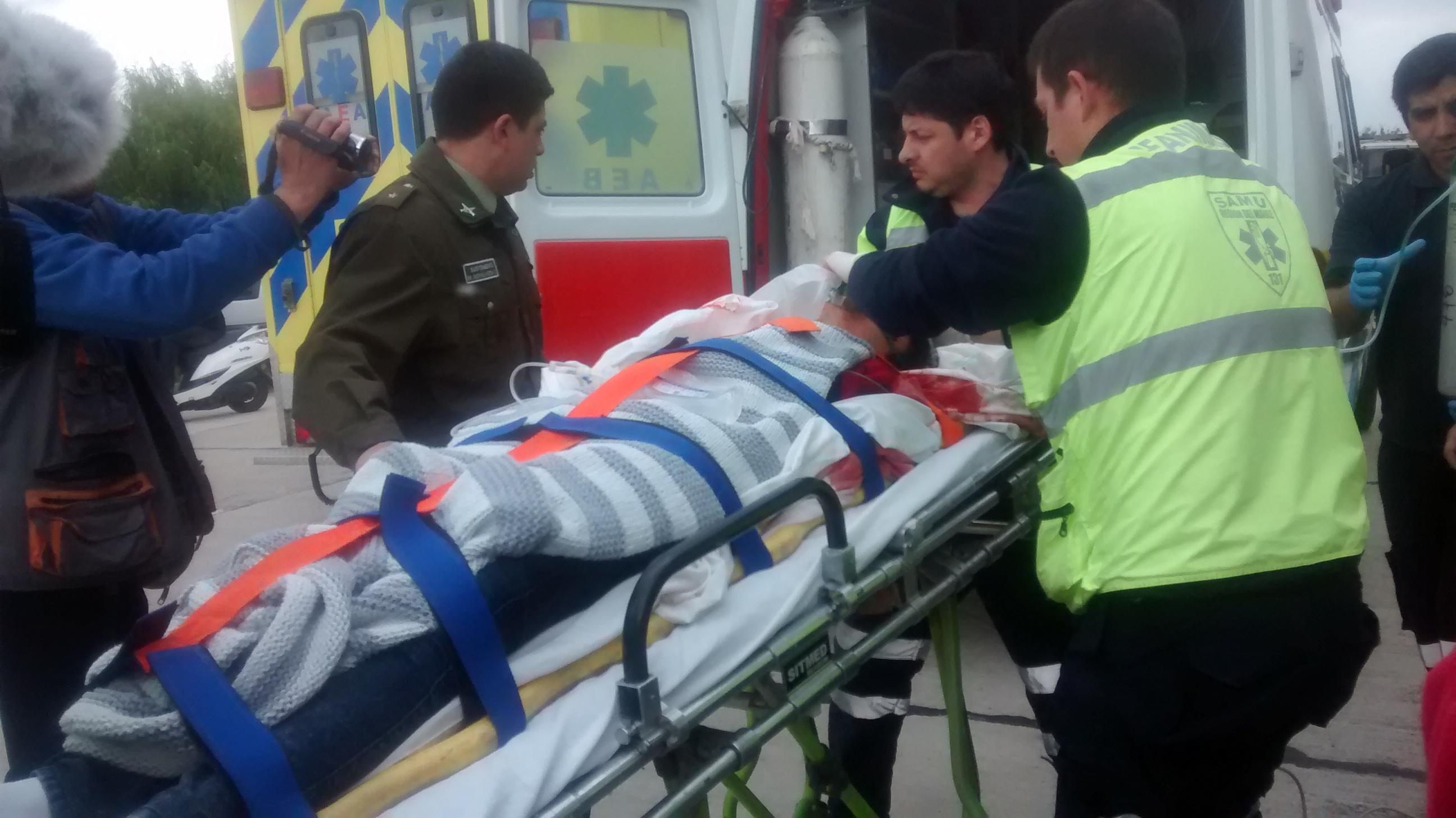 Funcionario de la PDI atenta presuntamente contra su pareja y se quita la vida en Talca
