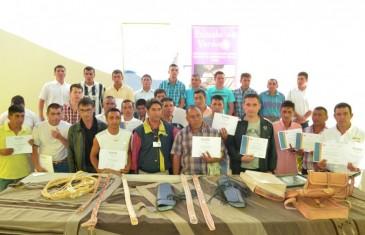 Facilitan la reinserción social de internos con buen comportamiento en la región