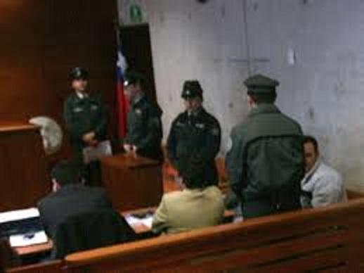 Condenan a gendarme en Cauquenes