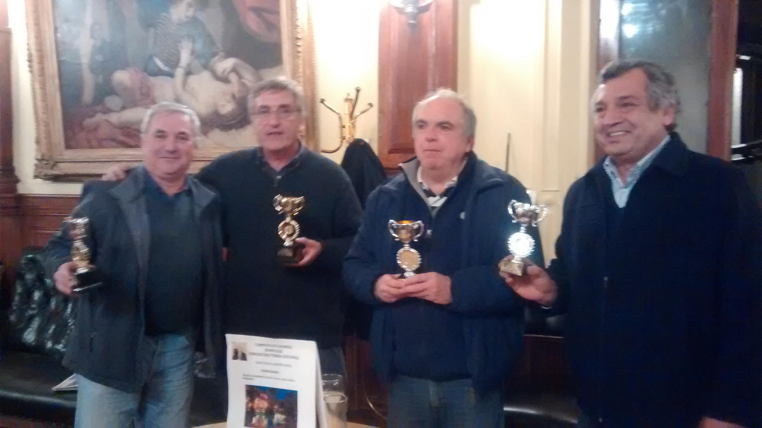 Hermosa gala y premiación de torneo de dominó en recuerdo de Enrique Baltierra realizó Club Talca